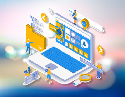 Sitio Web Corporativo.